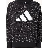 adidas Winners trainings sweater met logoprint