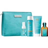Moroccanoil Beauty Essentials Style Set - Limited Edition haarverzorgingsset