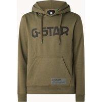 G-Star RAW Hoodie met logo