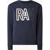 G-Star RAW Sweater met logoprint