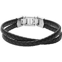 Fossil Armband van leer JF03684040