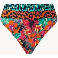 MAAJI Pura Wild Suzein high waisted bikinislip