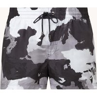 Dolce & Gabbana Zwembroek met steekzakken en camouflage print