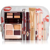 Charlotte Tilbury 10-iconic looks The Queen of Glow - make-upset