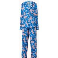 Desmond & Dempsey Pyjamaset van biologisch katoen