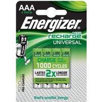 "AA-Batterien ""Universal"", wiederaufladbar, 4 Stück (424256)"