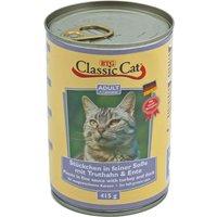 Classic Cat Dose Soße mit Truthahn & Ente 415g