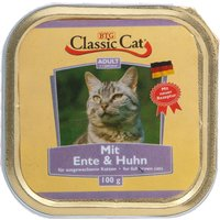 Classic Schale Ente & Huhn 100g