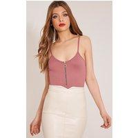 sally-rose-ribbed-zip-front-bodysuit-rose