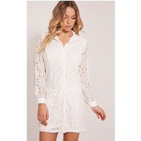 nayah-cream-lace-shirt-dress-cream