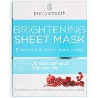 Pretty White Brightening Sheet Mask, White
