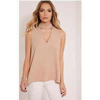 karen-stone-cut-out-neck-shift-top-stone
