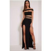 elaine-black-double-split-maxi-skirt-black
