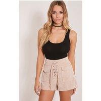 maura-stone-cord-lace-up-shorts-stone
