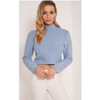 dusty-blue-ribbed-crop-knitted-jumper-dusty-blue