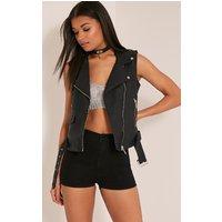 lucie-black-pu-sleeveless-biker-jacket-black