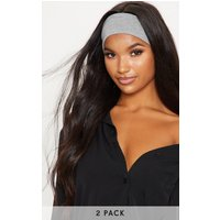 2 Pack Basic Headband
