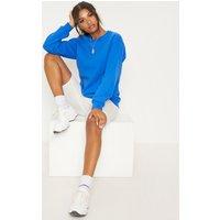 Bright Blue Ultimate Oversized Sweater