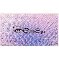 GlitterEyes Mermaid Empty Magnetic Palette, Multi