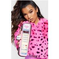 Pink Phone Bag