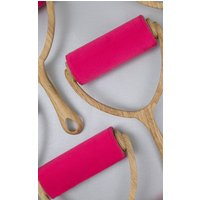 Skinny Tan Luxury Application Back Roller, Pink
