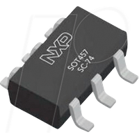 BC807DS - Double PNP Transistor 45V, 0.5A SOT457 (SC-74)
