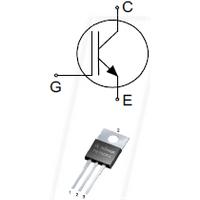 IGP40N65F5 - IGBT-Transistor, N-CH, 650V, 74A, 250W, TO-220