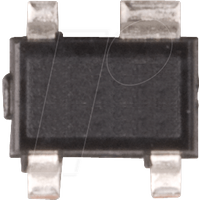 BCV 62B SMD - Bipolartransistor, PNP, 30V, 0,1A, 0,3W, SOT-143