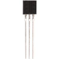 L78L05ACZ STM - Spannungsregler, fest, +5 V, 0,1 A, 4%, TO-92