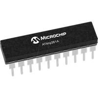 ATTINY 261A-PU - 8-Bit-ATtiny AVR-RISC Mikrocontroller, 2 KB, 20 MHz, PDIP-20