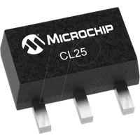CL25N8-G - LED Treiber, Konstantstromregler, 5V-90 Vin, 25 mAout, SOT-89