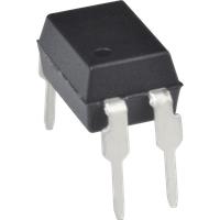 SFH 615A-1 - Optokoppler, Fototransistorausgang, 5,3 KV, CTR 40-80%, DIP-4