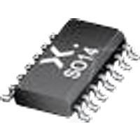 SMD 4077 - XNOR-Gatter, Quad, 3 ... 15 V, SO-14