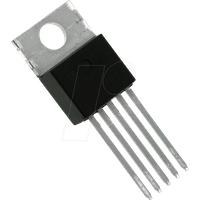 LM2576T-005 - 3-A Abwärts-Spannungsregler, fest, 4,75 - 40 V, 5 V, TO220-5