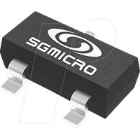SGM803B-JXN3LG - MCU-Spannungsüberwachung - IC, 4,00V, -40/+125°C, SOT-23