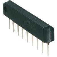 TDA 1522 - Audio-IC, 1-Kanal, SIL-9