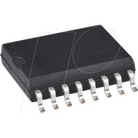 SMD HC 112 - Dual-Flip-Flop, JK-Type, 24 MHz, 13ns, 5,2 mA, 2 ... 6 V, SO-16