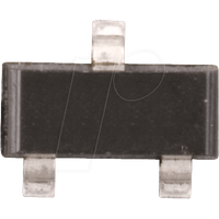 2N 7002KT1G ONS - MOSFET, N-Kanal, 60V, 0,32A, RDS(on) 1.6 Ohm, SOT-23