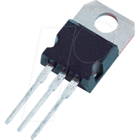 MCR12MG - Thyristor, 600 V, 12 A, TO-220AB