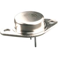 2N 3771 - Bipolartransistor, NPN, 50V, 30A, 150W, TO-3