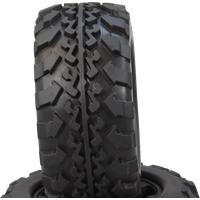 OFFROAD 1:10 - Reifen + Felgen, Komplettrad 1:10, 2 Stück