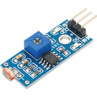 DEBO LIGHT SENS - Entwicklerboards - Lichtsensor mit High- / Low-Ausgang, LM393