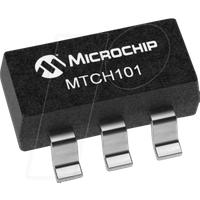 MTCH 101T-I/OT - Näherungssensor, einstellbar, 2,0 - 5.5 V, SOT-23-6