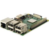 RASPBERRY PI 3 - Raspberry Pi 3 B, 4x 1,2 GHz, 1 GB RAM, WLAN, BT