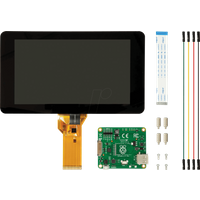 RASPBERRY PI 7TD - Raspberry Pi Shield - Display LCD-Touch, 7'', 800x480 Pixel