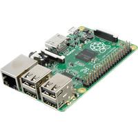 RASPBERRY PI B+ - Raspberry Pi B+, 4x USB 2.0, 40pin GPIO