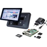 RASP 3 BDL 7TD - Raspberry Pi 3 B+ inkl. 7'' Touch-Display & Gehäuse