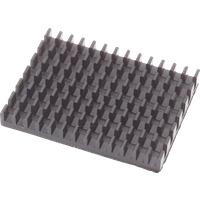 RPI COOL 40X30 - Raspberry Pi 4 - Kühlkörper 40 x 30 x 5 mm, schwarz