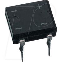 DF06M FAG - Einphasen-Brückengleichrichter, 600 Vrrm, 1 A, DIP