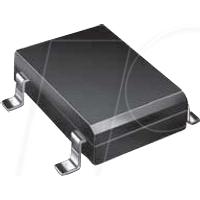 DF06S VIS - Einphasen-Brückengleichrichter, 600 Vrrm, 1 A, SMD-DFS
